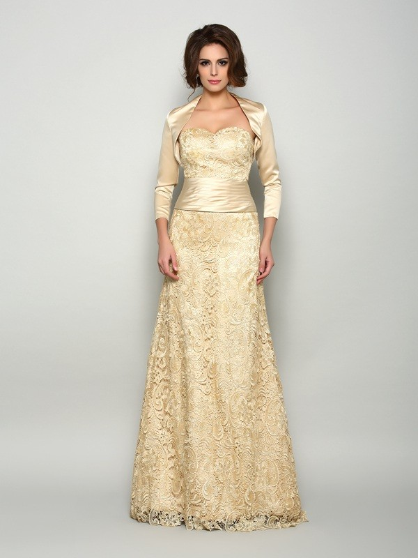 3/4 Sleeves Satin Special Occasion Fashion Wrap