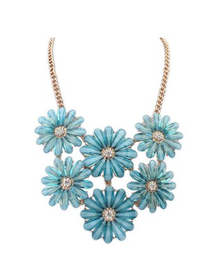 Occident Summer Style Fresh Fashion Necklace